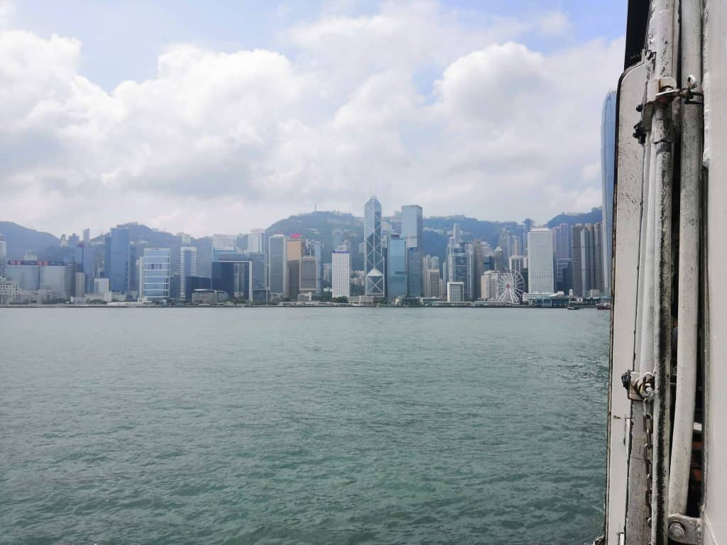 The HK Skyline