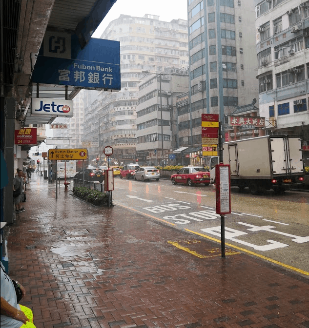 and more Rain......