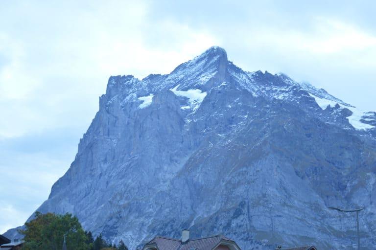 Snow Capped Peak