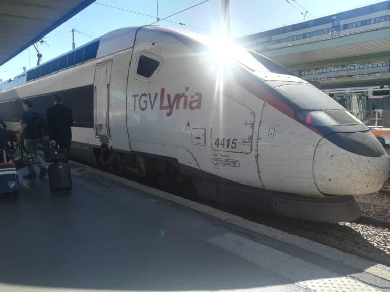 Ultra Fast Train!