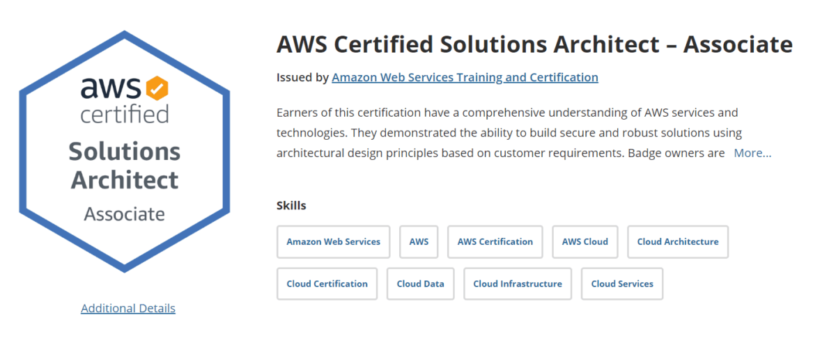 How to pass the AWS Solutions Architect Exam (the new/updated one!)